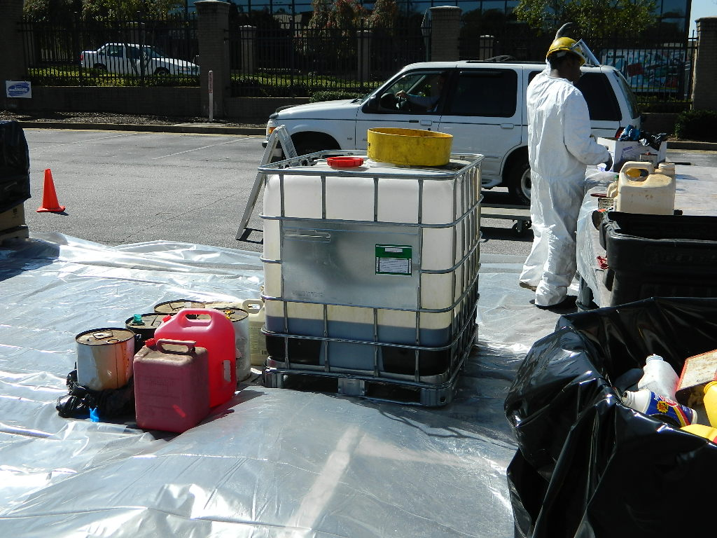 KCB Household Hazardous Waste